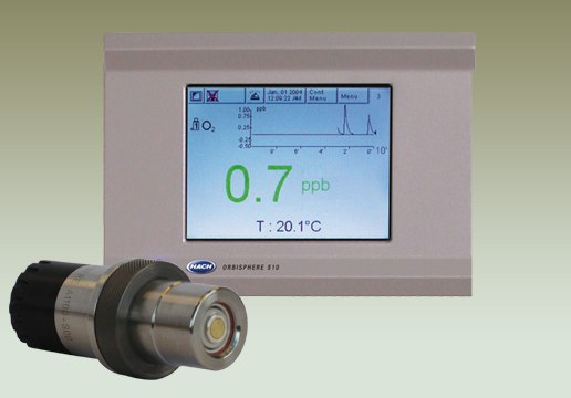 Orbisphere 510 Dissolved Oxygen Analyzer