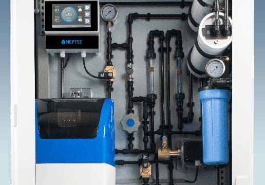 Neptec RO Alpha Options Purewater System