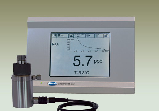 Orbisphere 410 Single Carbon DIoxide Analyzer
