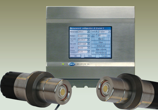 Orbisphere Dissolved Ozone Analyzer